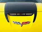 C6 Corvette Z06/Grand Sport/ZR1 2006-2013 Perforated Hood Vent Grille