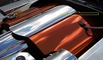 C6 Corvette 2005-2013 Stainless Steel Plenum Cover - Polished