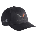 C7 Corvette 2014-2019 Stingray Cap - Velcro