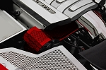 C7 Corvette Stingray/Z06/Grand Sport 2014-2019 Custom Painted Alternator Cover - Perforated or Solid