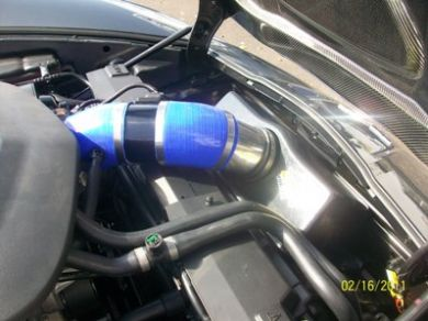 C6 Corvette ZR1 2009-2013 Vortex Cold Air Intake
