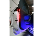C4 C5 C6 C7 Corvette 1984-2019 LED Door Safety Lights