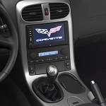 C6 Corvette 2006-2010 Factory Navigation System