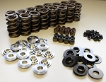C5 C6 Corvette 1997-2013 Lingenfelter LS Double Valve Springs Titanium Retainers & Seals Kit
