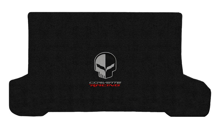 C7 Corvette Stingray/Z06/Grand Sport 2014-2019 Lloyd Ultimat Jake Skull/Corvette Racing Cargo Mats