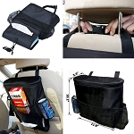 Car Seat Storage Bag Organizer