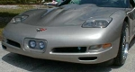 C4 C5 Corvette 1984-2004 Racing Style Auxiliary Lighting System
