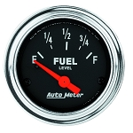 Autometer 2-1/16 inch Fuel Level Gauge 0-90 GM SSE