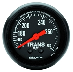 Autometer 2-1/16 inch Transmission Temperature Gauge 140-280F