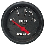 Autometer 2-1/16 inch Fuel Level Gauge 0-90 ohm GM SSE