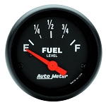 Autometer 2-1/16 inch Fuel Level Gauge 240-33 ohm GM SSE