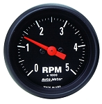 Autometer 2-1/16 inch In-Dash Tachometer 0-5000 RPM