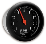 Autometer 3-3/4 inch In-Dash Tachometer 0-8000RPM