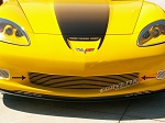 C6 Corvette Z06/Grand Sport 2006-2013 Custom Painted Billet Grille
