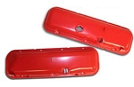 C3 Corvette 1968-1974 Big Block OEM-Style Orange Valve Covers