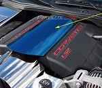 C6 Corvette 2005-2013 Custom Painted Plenum Cover