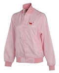 C6 Corvette Grand Sport 2005-2013 Pink Satin Jacket - Medium Only