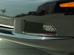 C6 Corvette 2005-2013 Laser Cut Custom Painted Fog Light Grilles - Pair