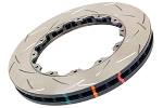 C7 Corvette Z06 2015-2019 Disc Brakes Australia T3 5000 Series Slotted Rear Rotor - Sold Individually