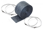 DEI Pipe Wrap & Locking Ties Kit - 2in x 25ft