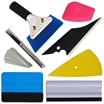 Automotive Wrap / Tint / Vinyl Installation Tool Kit - 7pc Set