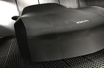C6 Corvette Z06 2006-2013 GM Logo Car Cover - Indoor & Outdoor Options