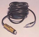 C3 Corvette 1969-1975E 179 Inch Antenna Cable w/ Body