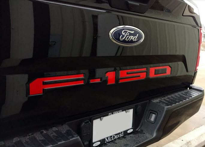 Jeep Wrangler Msrp >> 2018-2019 Ford F-150 STX / XLT / XL Truck Bed Tailgate ...