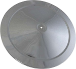 C2 C3 Corvette 1966-1972 Air Cleaner Cover - Chrome