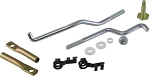 C3 Corvette 1968-1969 Carburetor Linkage Kit - 3x2