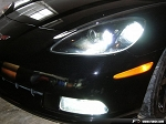 C6 Corvette 2005-2013 Low Beam 6000k/8000k HID Bulb Upgrade