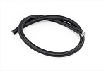 8AN Black Nylon Braided PTFE Fuel Hose - Length Options