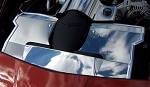 C6 Corvette 2005-2013 Stainless Steel Radiator Cover - Polished