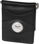 C6 Corvette 2005-2013 Currency Organizer Wallet