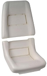 C3 Corvette 1978PC-1982 Seat Foam Car Sets - Pair