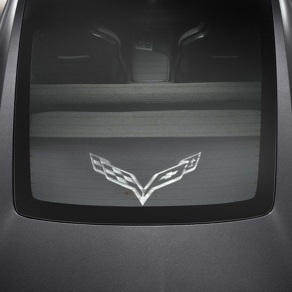 Lower and Upper with Stingray Trunk Security Upper Lower Cargo Shade Cover for Corvette C7 2014 2015 2016 2017 2018 2019 New