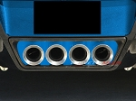 C7 Corvette Stingray/Z06/Grand Sport 2014-2019 Custom Painted Exhaust Filler Panel
