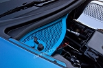 C6 Corvette Z06/Grand Sport 2006-2013 Custom Painted Oil Dry Sump Cover Perforated
