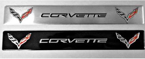 C7 Corvette Stingray/Z06/Grand Sport 2014-2019 Large Stingray Multi-use Emblem