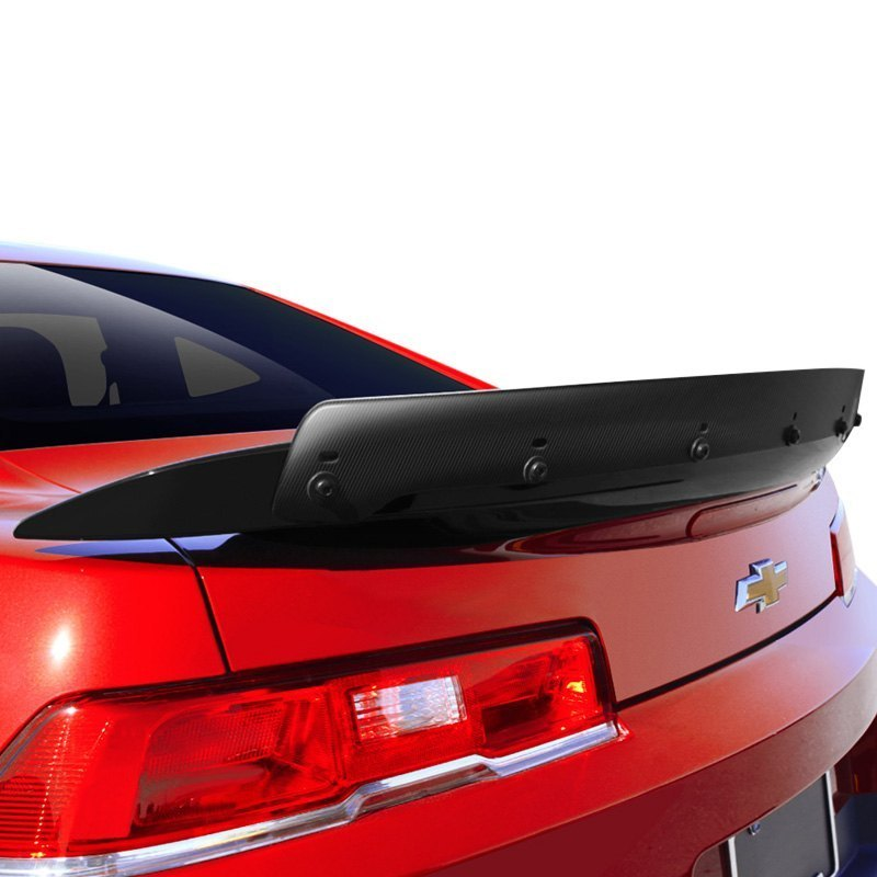 Gen Camaro Custom Painted Style Rear Spoiler Wickerbill Insert