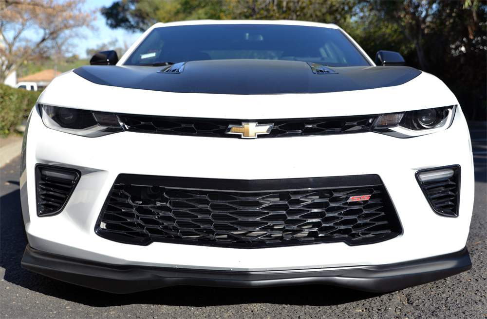 Gen 6 Camaro Ss 2016 Custom Painted T6 Style Front Bumper
