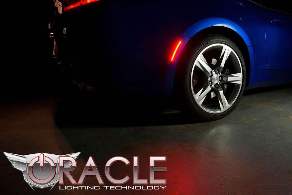 Gen 6 Camaro 2016 Oracle Concept Sidemarker Lights