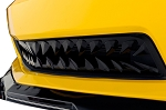 Gen 5 Camaro V6 2010-2013 Black Shark Tooth OEM Grille Upgrade
