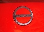 Gen 5 Camaro 2010-2014 Polished Gas Cap Cover w/ Super Sport Script