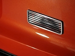Gen 5 Camaro 2010-2013 Brushed Billet Style Reverse Light Covers