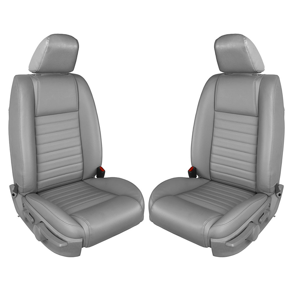 2005-2007 Ford Mustang GT Leather Front Bucket Seat