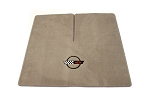 C4 Corvette 1984-1996 Coupe Ultimat Lloyd Cargo Mats with C4 Emblem