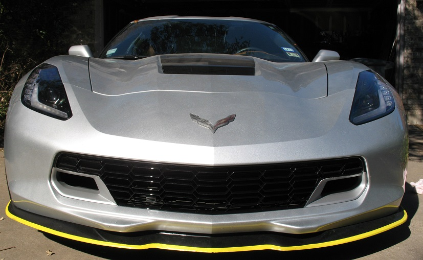 C7 Corvette Stingray Z06 Grand Sport 2014 Custom Painted