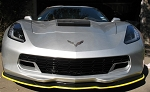 C7 Corvette Stingray/Z06/Grand Sport 2014-2019 Custom Painted Z06 Lower Grille Upgrade