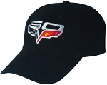 C6 Corvette 2005-2013 60th Anniversary Cap - Black